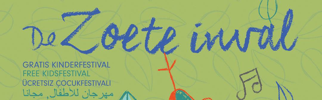 De Zoete Inval – Workshop Djembee 6+