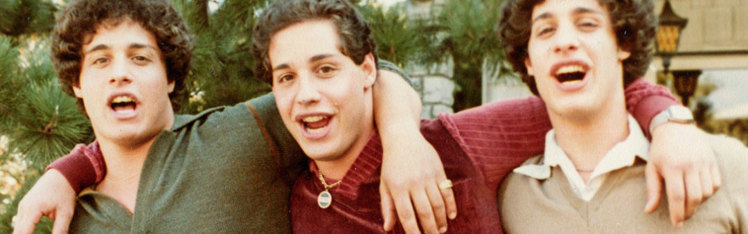CineNoord: Three Identical Strangers