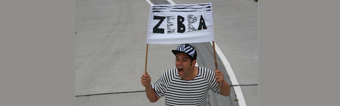 De snelste zebra van de wereld (4+)