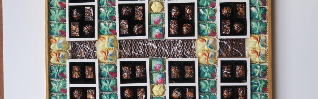 Opening expositie Na 100 jaar weer chocola