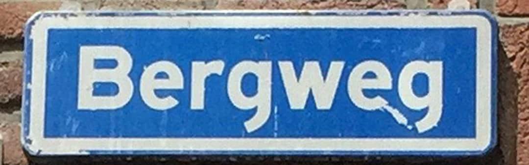 """Online lezing """"100 jaar Bergweg"""" door Aad Koster"""