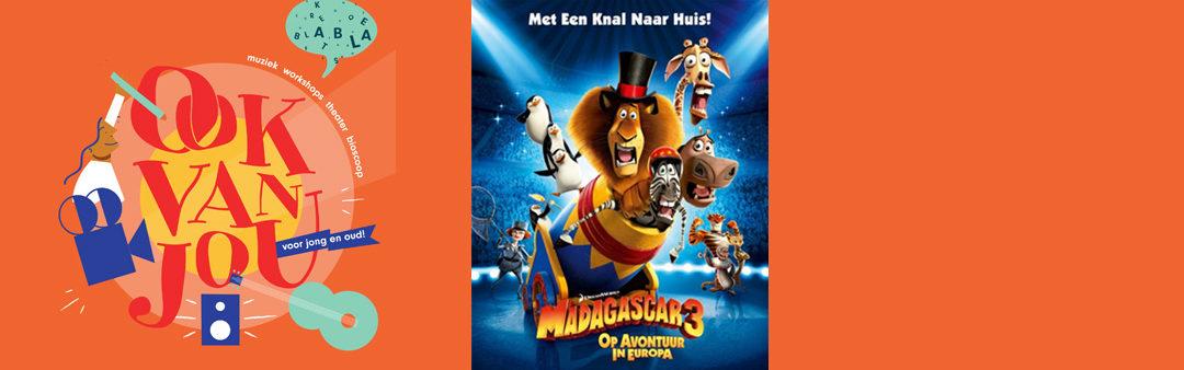 Ook van jou Zomerweken – Madagascar 3 (6+)