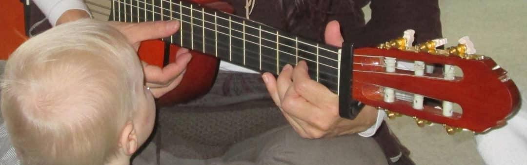 Muziek Op Schoot (2 – 4 jaar)