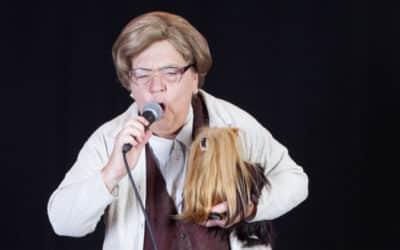 Oma Greet's eigen SongfestivalTalentenshow – zend een liedje in!