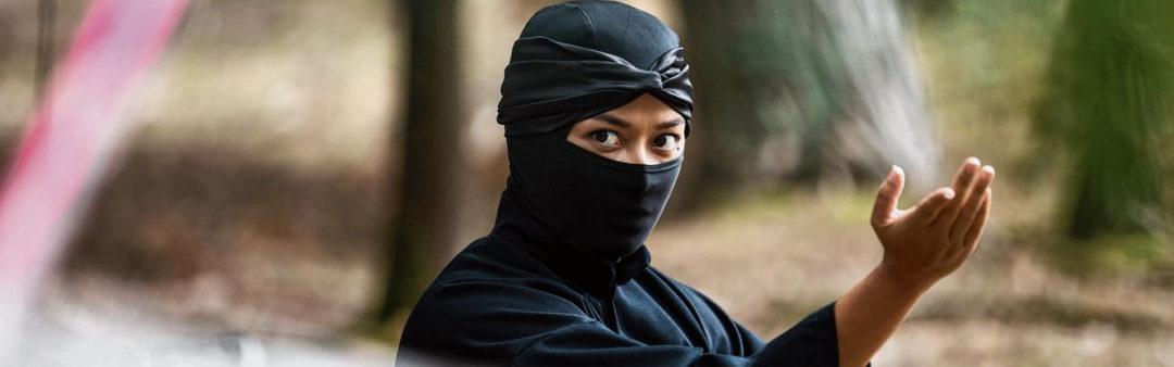 Ninja Nanny | Buitenbioscoop (9+)