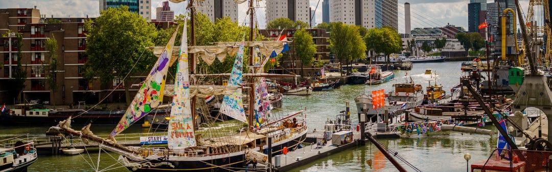 Sail A Future Workshop Maritiem Museum (7+)